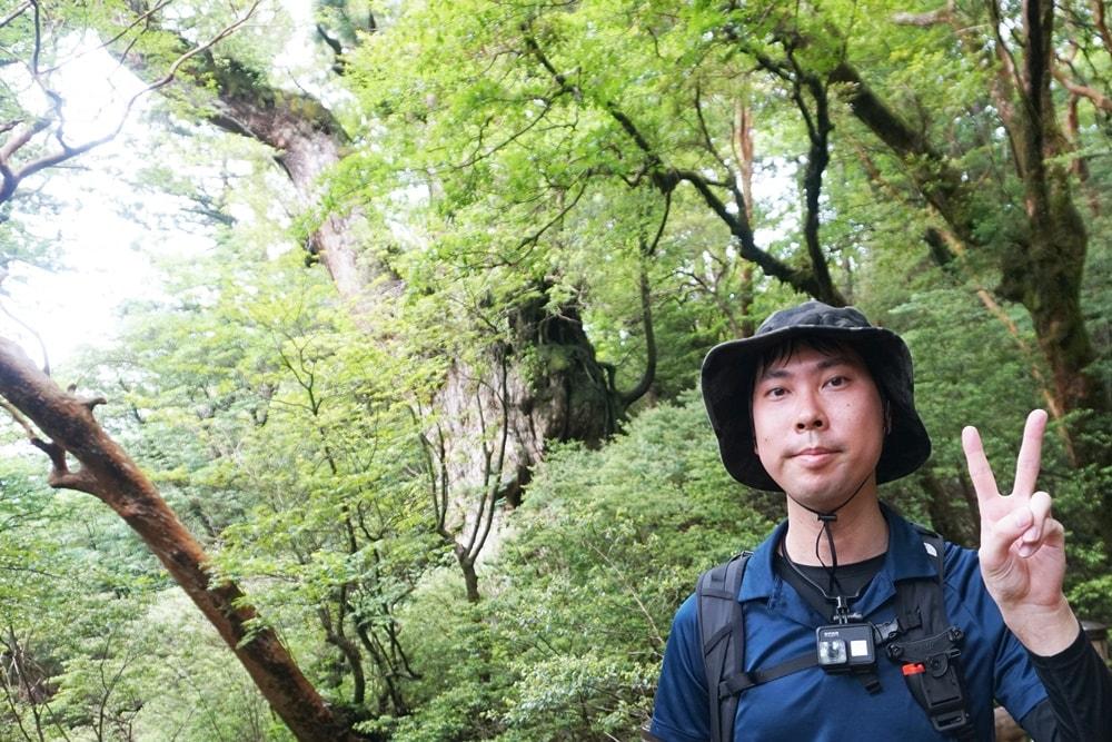 【屋久島旅行】縄文杉トレッキング2019年夏