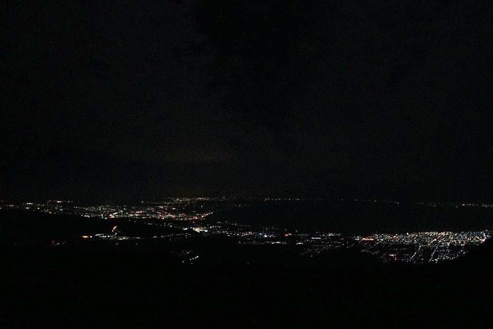 伊吹山 夜景2