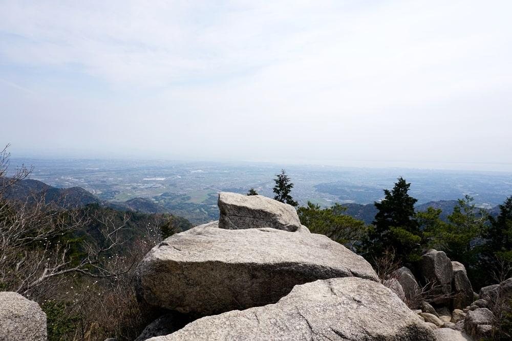 【御在所岳】中登山道往復ルート登山 2021