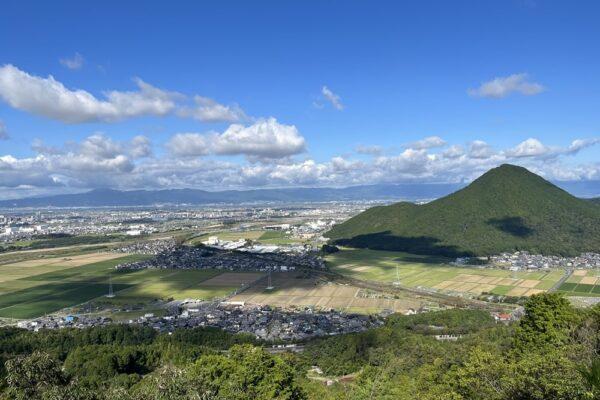 菩提寺山登山・ハイキング 滋賀県の低山